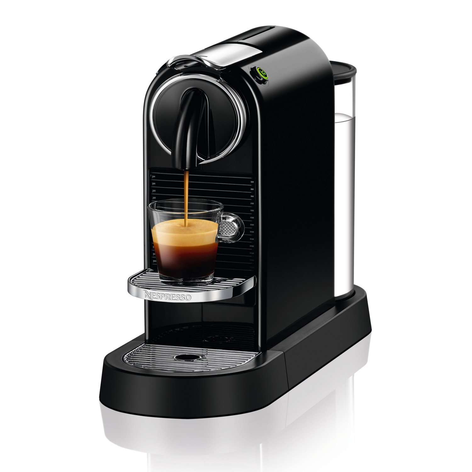 Review of Nespresso CitiZ Espresso Machine