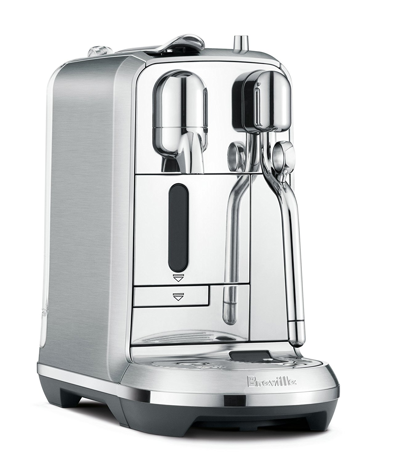 Review of Nespresso Creatista Plus Coffee Machine