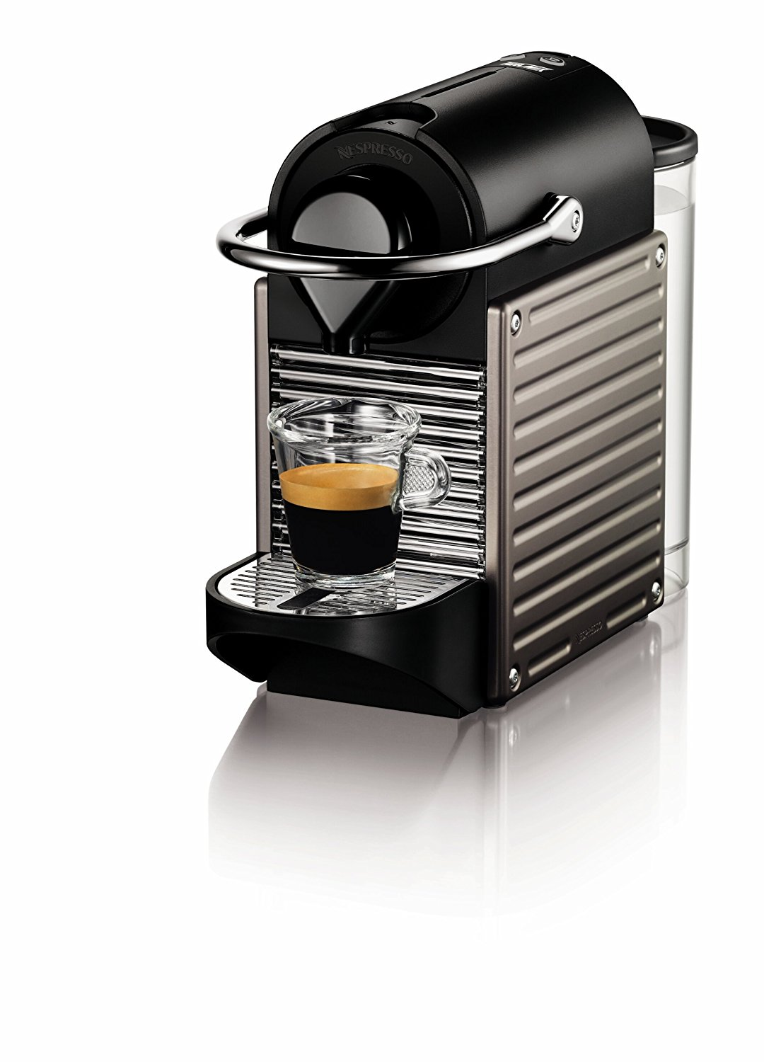 Review of Nespresso Pixie Espresso Maker