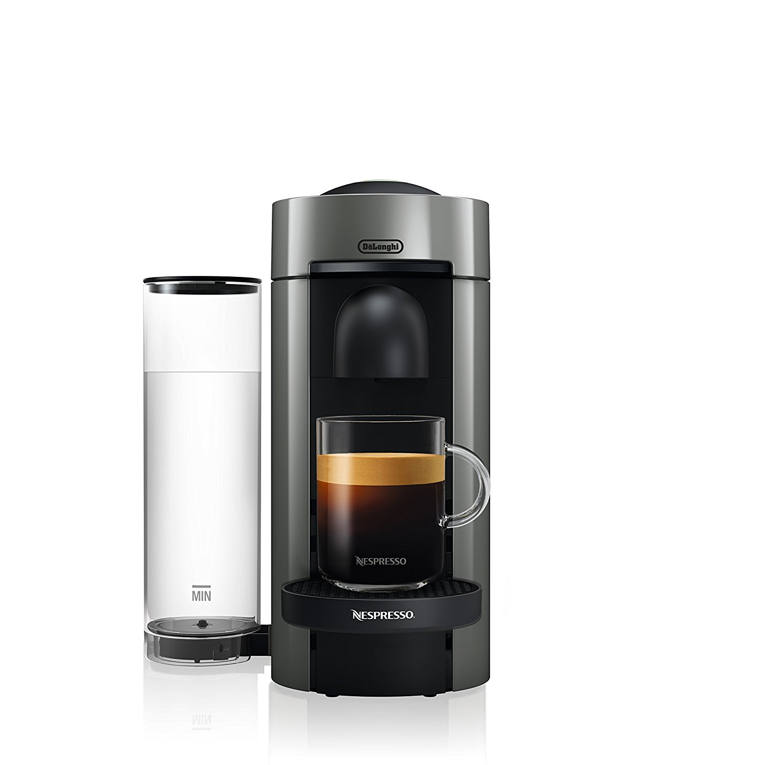 Review of Nespresso VertuoPlus Coffee and Espresso Maker