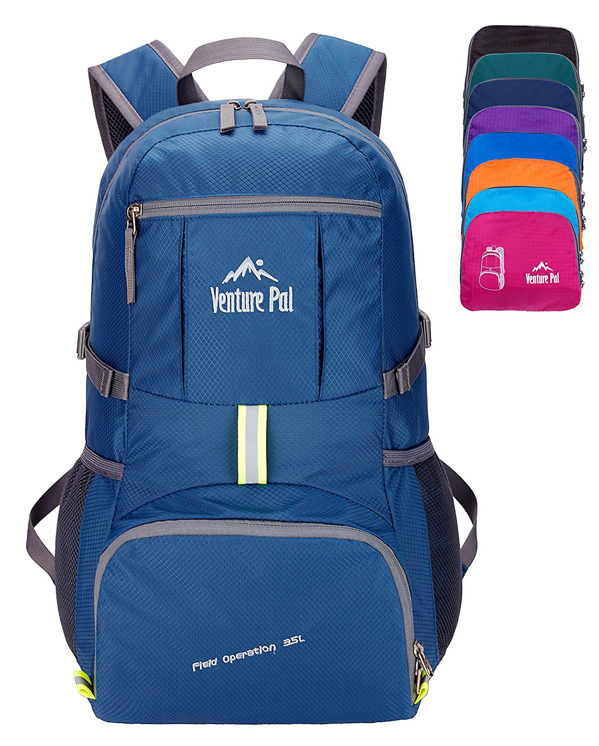 Review of the Best Travel Backpack—Venture Pal Lightweight Packable Durable Backpack for Travel, Hiking and Daypack