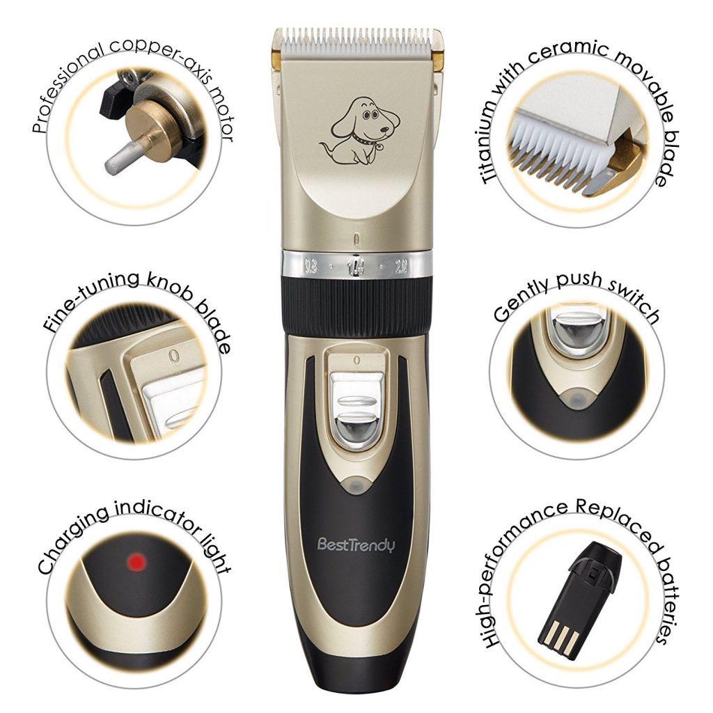 BestTrendy Grooming Trimmer and Clipper