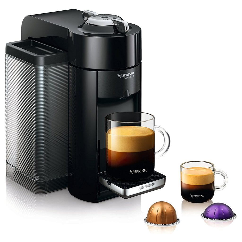 Nespresso Evoluo Coffee and Espresso Maker