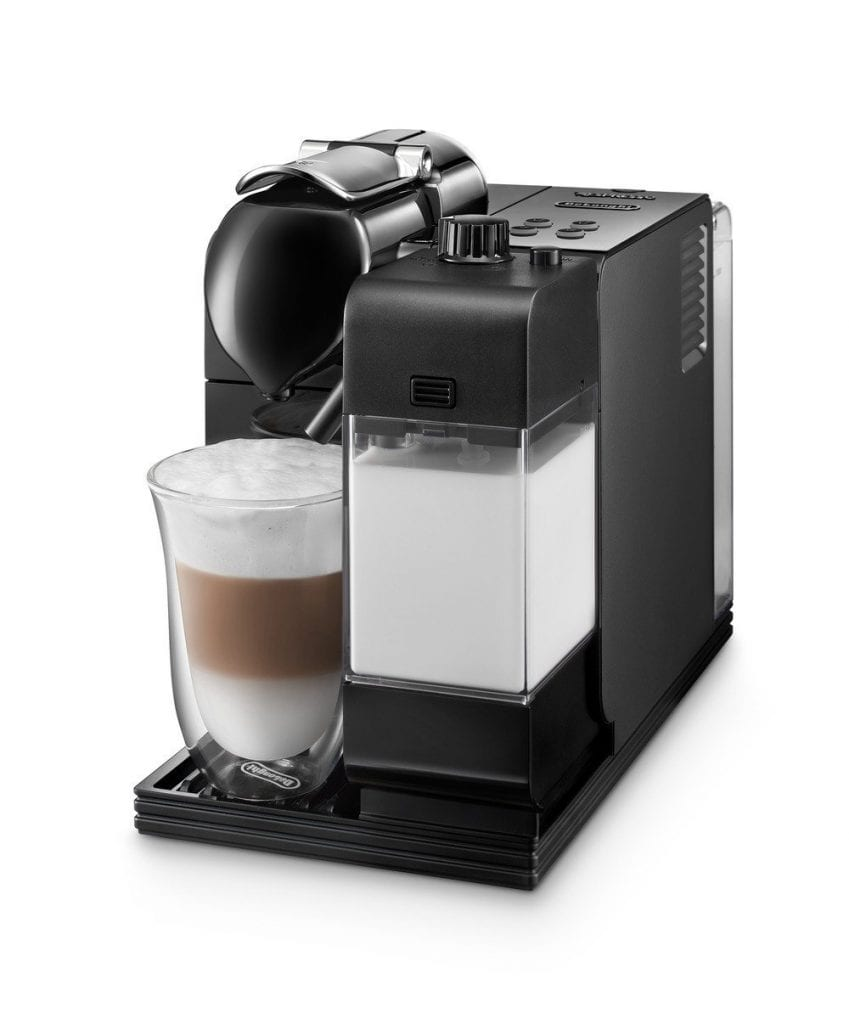 Nespresso Lattissima Plus Coffee Machine