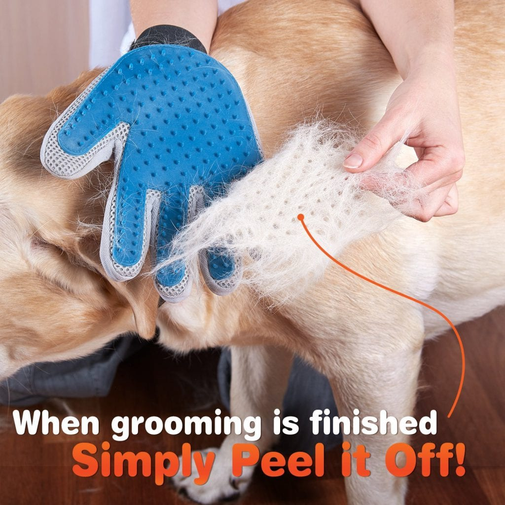 Pat Your Pet Grooming Glove
